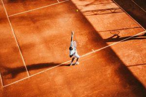 match tennis Rolland Garros 2021