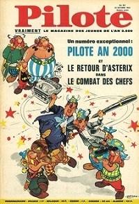 1959. La revue Pilote et le village des irréductibles Gaulois